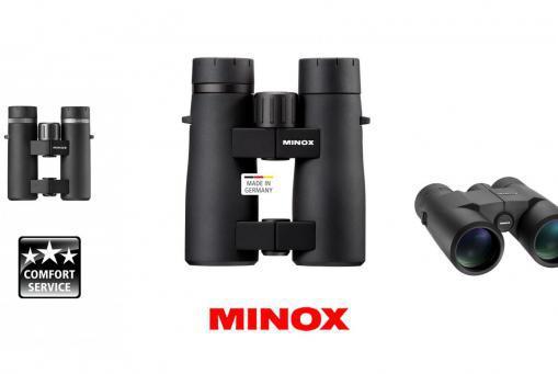 Ferngläser von Minox