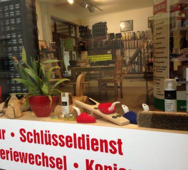Schuh-Schlüsseldienst Lanzinger