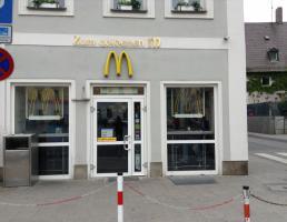 McDonald's Weißgerbergraben in Regensburg