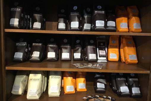 Dinzler Kaffee