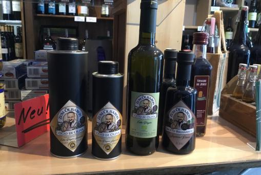 Ölbaron Olivenöl ab 13,00 €