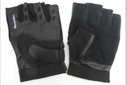 Lederhandschuh schwarz mit guter Passform