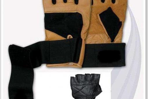 Profi Trainingshandschuhe mit Gelenk Bandage