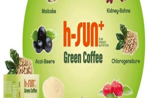 h-SUN+ Grüner Kaffee