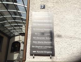 Anwaltskanzlei Schwörer und Partner in Reutlingen
