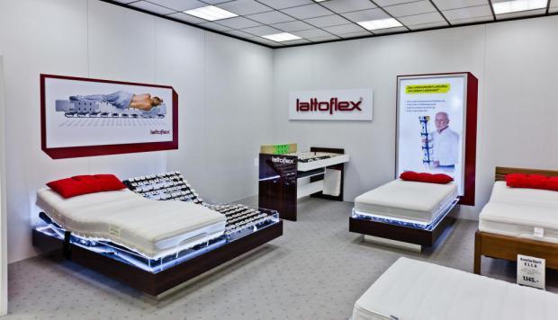 Matratzen - Lattoflex
