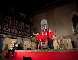 Theater Reutlingen Die Tonne in Reutlingen