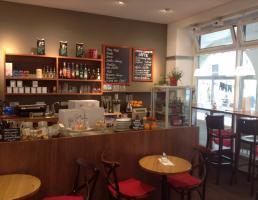 caffé letterario in Regensburg