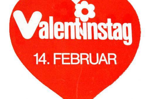 Nächsten Mittwoch ist Valentin