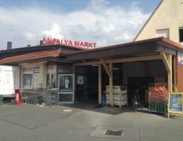 Antalya Markt in Lauf an der Pegnitz