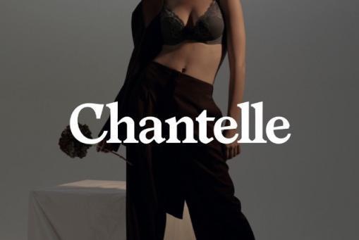 BH von Chantelle aus der Serie Orangerie