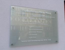 Dipl.-Psych. Gertrud Skoupy: Psychotherapeutische Praxis in Lauf an der Pegnitz