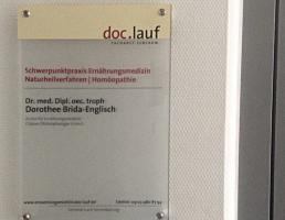 Dr. med. Dipl. oec. troph. Dorothee Brida-Englisch in Lauf an der Pegnitz