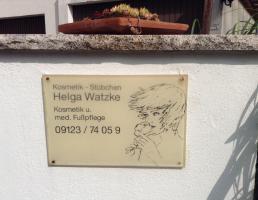 Helga Watzke Kosmetik-Stübchen in Lauf an der Pegnitz