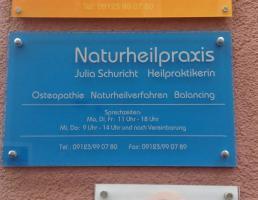 Julia Schuricht in Lauf an der Pegnitz