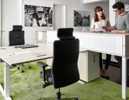 lento …gesund sitzen – Innovationszentrum und Showroom in Lauf an der Pegnitz
