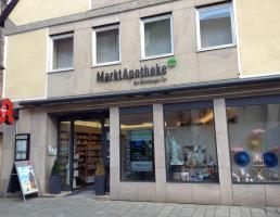 Markt-Apotheke am Nürnberger Tor in Lauf an der Pegnitz