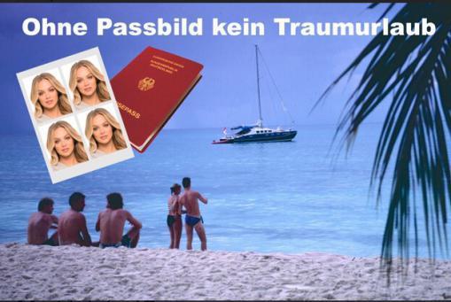 Passbilder, bei uns sofort zum mitnehmen!