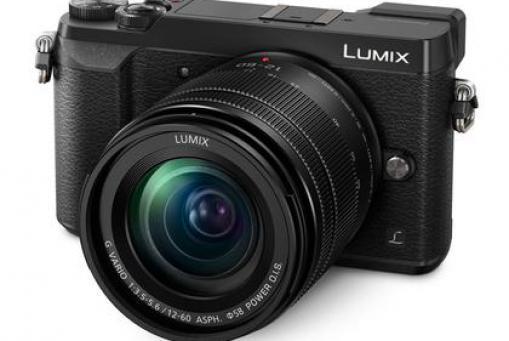 Panasonic Lumix GX80+3,5-5,6/12-60mm OIS schwarz G Vario-Kit
