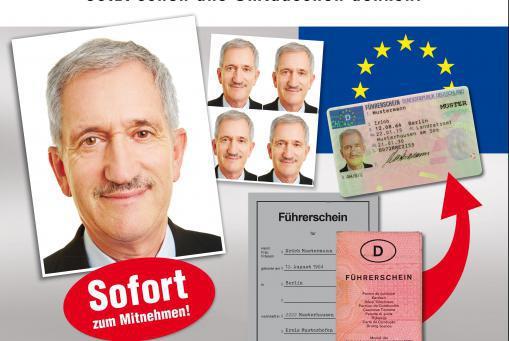 Der neue EU - Führerschein