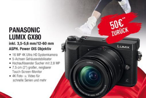 Panasonic Lumix GX 80