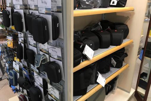 Wir führen Taschen für ihre Kamera für die kleine und große Ausrüstung