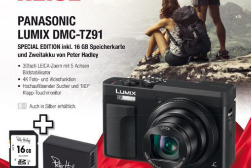 Panasonic DMC-TZ91
