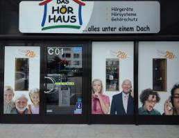 Das Hörhaus im Gewerbepark in Regensburg