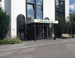 Atrium Hotel in Regensburg
