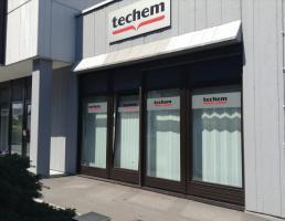 Techem in Regensburg