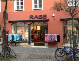 Rabe in Regensburg