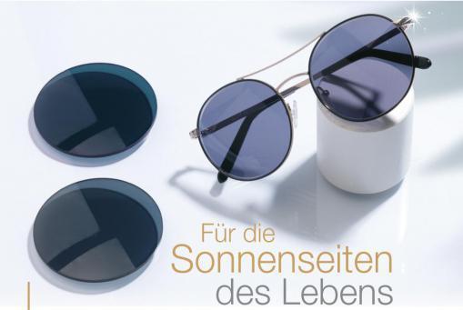Sonnenbrille in Ihrer Glasstärke komplett