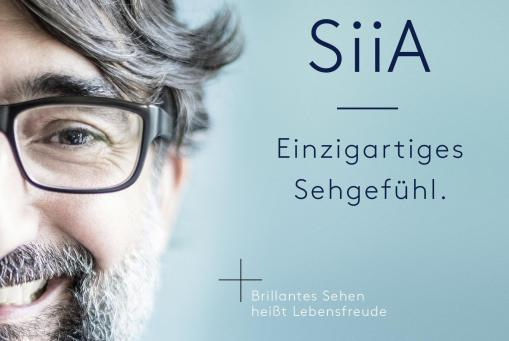 SiiA : Gleitsicht in Perfektion - made in Germany