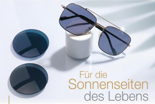 Sonnenbrille in Ihre Glasstärke komplett