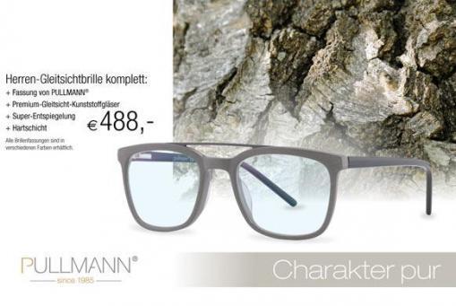 Premium-Gleitsichtbrille + Superentspiegelung + Hartschicht komplett