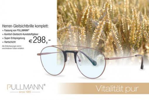 Komfort-Gleitsichtbrille + Superentspiegelung + Hartschicht komplett