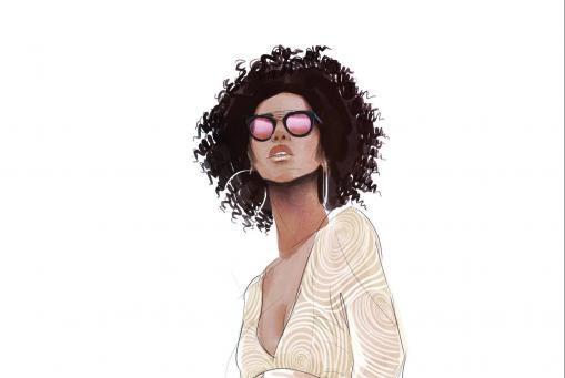 Sommer Schluss Verkauf viele Sonnenbrillen um 25% reduziert!