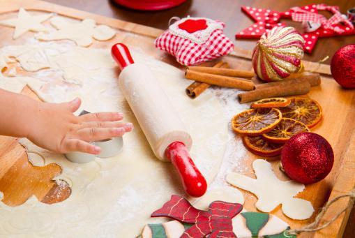 Alle Gewürze für die Weihnachts - Bäckerei in bester Qualität und zu fairen Preisen ;-)