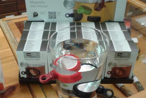 Magnetische - Teefilter :-)