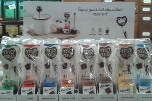 Lust auf heiße Schokolade ?