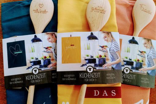 Küchenzeit für dich - sinnvoll verschenken :-)