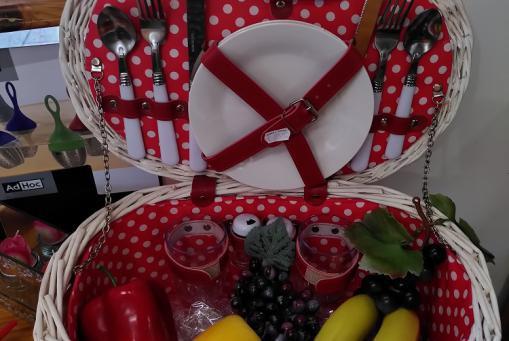 Picknickkorb für Romantiker :-)