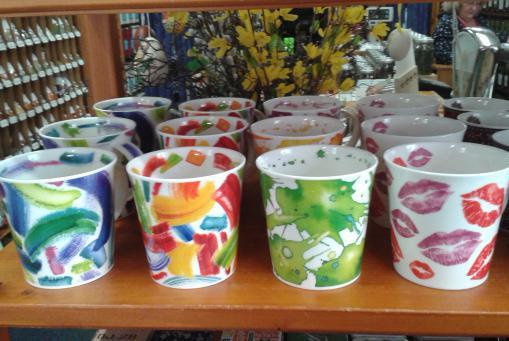 Neue Motive der heißbegehrten Dunoon - Tassen eingetroffen