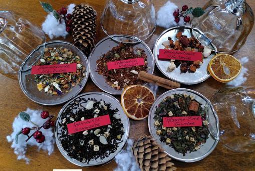 Unsere Winter - Tees sind wieder da :-)
