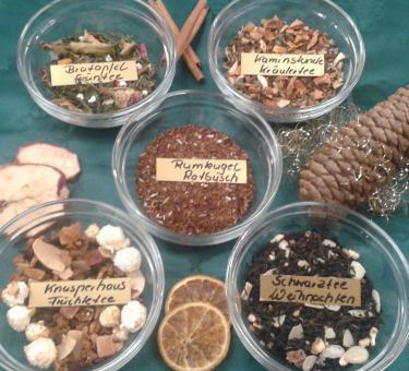 Kräuter- und Teeladen