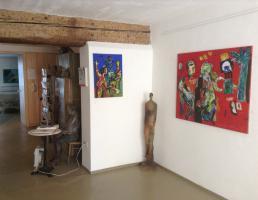ostwest Galerie in Regensburg