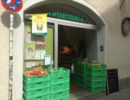 Naturmarkt Glockengasse in Regensburg
