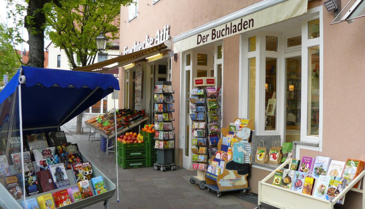 Buchladen Regensburg