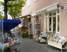 Der Buchladen Doris Hofmann in Lauf an der Pegnitz