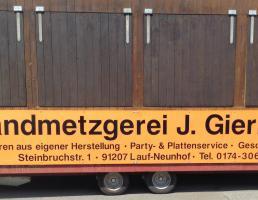 Landmetzgerei J. Giering in Lauf an der Pegnitz